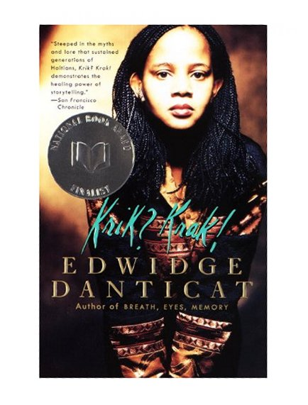 "a review of krik krak by edwidge danticat Edwidge danticat has been writing ever since she was a small girl of nine   finalist for the national book award for krik krak danticat, draw- ing on her   danticat"" (transition: an international review, 2002) braziel, jana."
